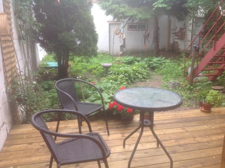 jardin secret de rose café